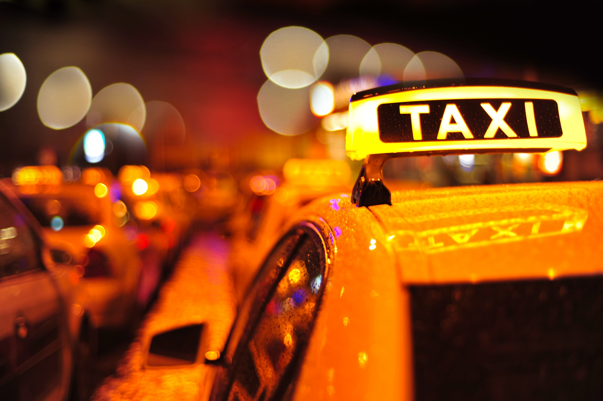 Stad taxi